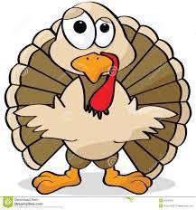 cartoon turkey stock photography image 15935342