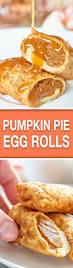 Pumpkin Toaster Strudel Pumpkin Pie Egg Rolls Recipe Pumpkin Pies Pumpkin Dessert And