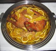 cuisine portugaise recettes rôti à l orange