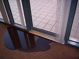 Interior Door Threshold Understanding Why Doors Leak Construction Specifier