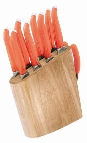 furi kitchen knives rachael furi fur865 furi gusto grip bamboo block