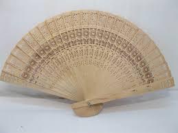 wooden fans 20pcs wooden fans with fragrance scent 20cm fan5
