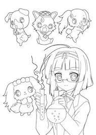 redakai anime coloring pages kids printable free coloring
