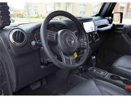 jeep custom console 2017 jeep wrangler unlimited 4x4 custom for sale classiccars com