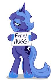 Mlp Luna Meme - image fanmade poor luna 2 png my little pony friendship is