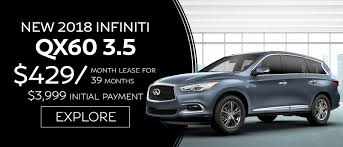 2018 infiniti qx60 prices in infiniti of lafayette south louisiana new and used car dealer