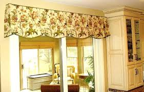 window treatments for kitchens french country kitchen window treatments image of french country