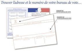 connaitre bureau de vote informations bureaux de vote mairie de l isle jourdain