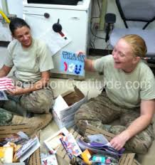 take time to say thank you for serving operation gratitude