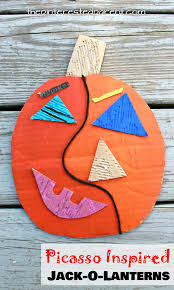 artist inspired pumpkin crafts u2013 the pinterested parent