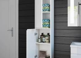 tall white bathroom cabinet storage b american