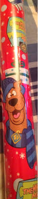 scooby doo wrapping paper free scooby doo christmas wrapping paper christmas listia