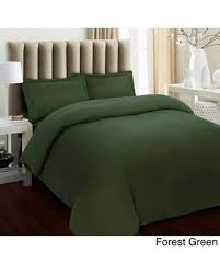 Green Duvet Cover King Find The Best Black Friday Savings On Solid Flannel 3 Piece Duvet