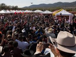 block facebook invites thousands attend rubi ibarra garcia u0027s quinceañera