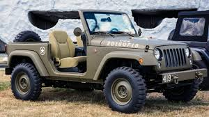 first willys jeep this is a modern day willys jeep top gear