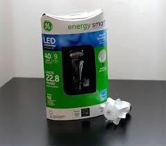 Ge Led Light Bulbs Ge U0027energy Smart U0027 9w Led Lightbulb Product Review Treehugger