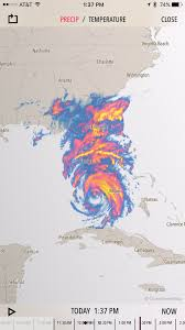 Map Of 30a Florida Crazy Weather Map Irma Has Consumed Florida Tropicalweather