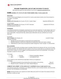 Resume Community Service Example 28 most successful resume template the most elegant