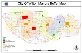 City Of Miami Zoning Map by Ordinance Restricts Medical Marijuana Business In Wilton Manors