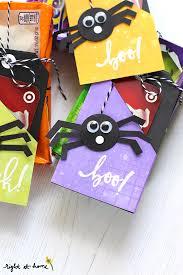 diy halloween gift card tags eighteen25