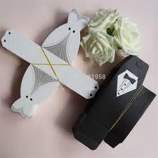 bride groom wedding favor boxes panda 100pcs bride and groom box bride and groom wedding favor