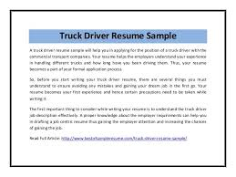 Driver Resume Sample Doc by Truck Driver Resume With Objective Examples Free Resume Template