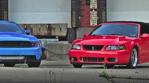 2004 mustang svt 2004 svt cobra vs supercharged 2012 mustang gt