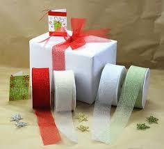 organza ribbon wholesale sparkle organza christmas ribbon wholesale 38mm green tara 4 colours
