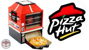 lego pizza hut personal pan pizza machine youtube
