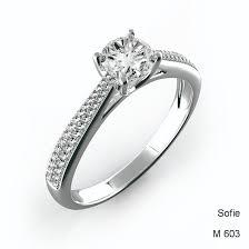 zasnubni prsteny briliantovy trpyt 0012 oblíbené zásnubní