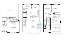Gateway Floor Plan by Gateway Estates Subdivision In Park Ridge Illinois Homes For