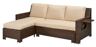 Darby Home Furniture Darby Home Co Ferndale Deck Convertible Sectional Sofa With
