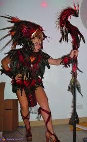 Phoenix Halloween Costume Phoenix Warrior Costume Photo 3 7