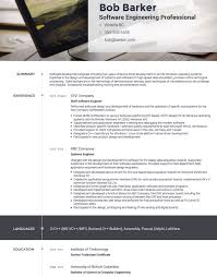 best cv format for engineers pdf converter convert your linkedin profile to a pdf resume visualcv