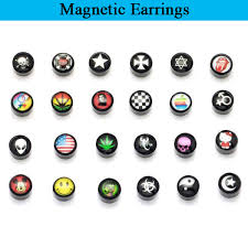 types of earrings for women popular magnetic men earings buy cheap magnetic men earings lots