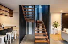 Box Stairs Design Family Take On Steep Slope But Come Out On Top News White