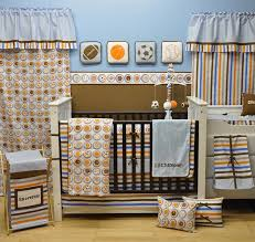 Blue Crib Bedding Set Sports Crib Set Sports Crib Bedding Set Bacati A2zchild