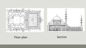 floor plan of mosque case study of islamic center of rome faisal mosque suleiman mosque