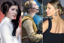 here u0027s proof that princess leia buns are actually trendy new