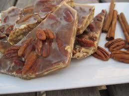 thanksgiving dessert chewy pecan pie brittle