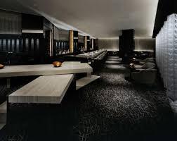 black interior design home design