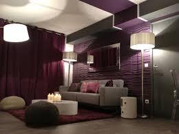chambre prune peinture chambre prune et gris dco chambre couleur violet et gris