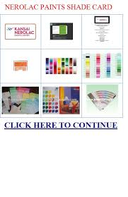 nerolac shade card interior paints education photography com