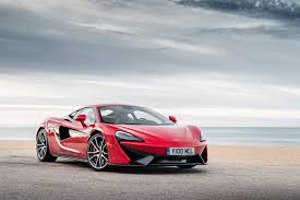mclaren supercar mclaren delivered a record number of supercars in 2015