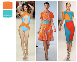 color combinations with orange clothing with turquoise and orange orange turquoise i love you