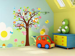 Kids Bedroom Paint Ideas Wall Painting Ideas For Kids Room Best Picture Of Kids Room