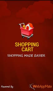 shopping cart apk shopping cart apk free shopping app for android