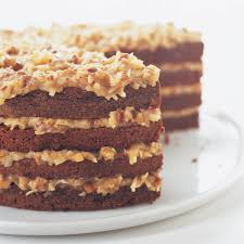 german chocolate cake with coconut pecan filling america u0027s test