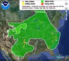 Air Quality Map Usa by U S Air Quality June 2012 Archives