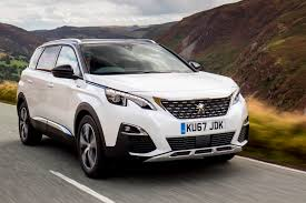 peugeot mpv 2017 peugeot 5008 suv review automotive blog